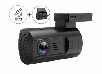 TrendVision Mini 2CH GPS