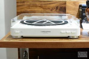 Проигрыватель Audio-Technica AT-LP60BT WH White