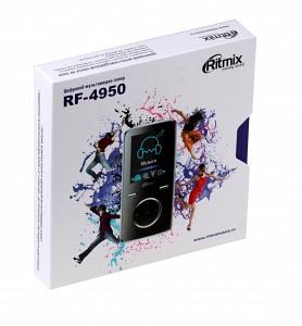 Плеер Ritmix RF-4950 4Gb Black