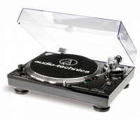 Проигрыватель Audio-Technica AT-LP120 USBHC BK Black