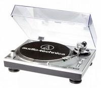 Проигрыватель Audio-Technica AT-LP120 USBHC Silver