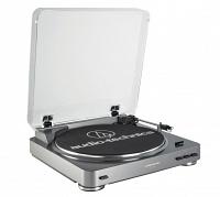 Проигрыватель Audio-Technica AT-LP60-USB