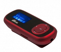 Плеер Ritmix RF-3410 4Gb Red