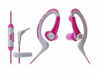 Наушники Audio-Technica ATH-Sport1iS PK Pink