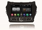 Штатная магнитола FarCar s170 для Hundai Santa Fe 2012+ на Android  (L209)