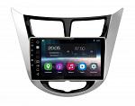 Штатная магнитола FarCar s200 для Hyundai Solaris на Android (V067R-DSP)