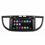 Штатная магнитола CARMEDIA KD-8097-P3-7 DVD Honda CRV IV 2012-2015 (RM)