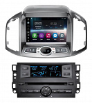 Штатная магнитола FarCar s200 для Chevrolet Captiva 2012+ на Android (V109)