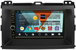 Штатная магнитола Wide Media WM-VS7A706NB-RP-TYLP12X-12 для Lexus GX 2002-2009 Android 7.1.2