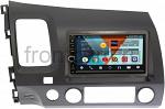 Штатная магнитола Honda Civic 7 (VII) 2003-2005, Civic 8 (VIII) 2006-2012 Wide Media WM-VS7A706NB-RP-HNCV52-60 Android 7.1.2
