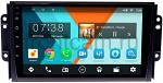 Штатная магнитола Chery Tiggo 3 2014-2018 Wide Media MT9075MF-1/16 на Android 6.0.1