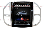 Штатная магнитола RedPower 31608 TESLA Mercedes-Benz Vito