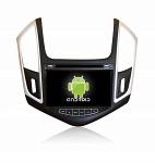 Штатная магнитола CARMEDIA QR-8055 DVD Chevrolet Cruze 2014+