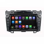 Штатная магнитола CARMEDIA KDO-8105 DVD Honda CRV III 2006-2012 (RE)