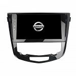 Штатная магнитола CARMEDIA KD-1060 DVD Nissan Qashqai II 2014+, X-Trail 2015+ (T32)