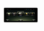 Штатная магнитола CARMEDIA UB-6621 DVD Mercedes Benz C класс W205 2014+, GLC 2015+ (X253, C253 Coupe)