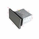 Штатная магнитола CARMEDIA OL-1005 DVD универсальная установка II DIN (кабель Nissan в комплекте)