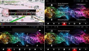 Штатная магнитола RedPower 31064 IPS Toyota Camry V40 (2006-2012)