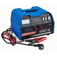 Профессиональное пуско-зарядное сетевое устройство Aurora START 55 BLUE 12/24В.