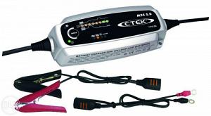 Ctek MXS 5.0 (8 этапов 1,2-160Aч)