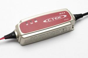 Ctek XC 0.8 (4 этапа, 1,2-100Aч, 6В)