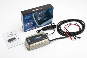 Ctek M200 (8 этапов, 50-300Aч, 12В)