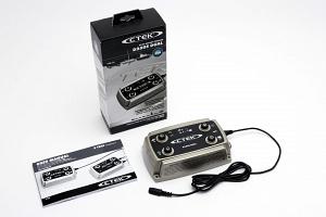 Ctek D250S DUAL (5 этапов, 40-300Aч, 12В)