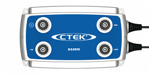Ctek D250TS (4 этапа, 28-200Aч, 24В)