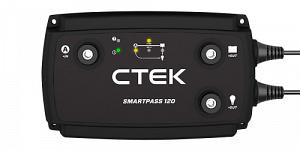 Ctek SMARTPASS 120 (28-800 Ач, 12В)