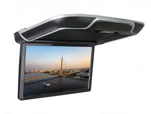 Автомобильный потолочный монитор Full HD 13,3 ERGO ER13AND на ANDROID (серый)