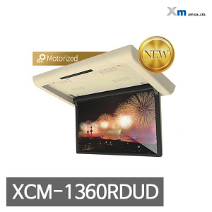 Потолочный монитор для автомобиля с электроприводом 13.3 XM 1360RDUD (Biege)