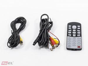 Потолочный монитор 17,3 со встроенным Full HD медиаплеером AVS1717MPP (серый)