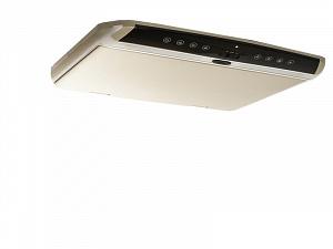 Автомобильный потолочный монитор 17.3 со встроенным Full HD медиаплеером ERGO ER173FH (бежевый)
