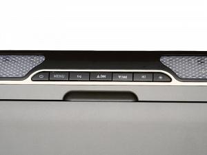 Автомобильный потолочный монитор 13.3 со встроенным FULL HD медиаплеером AVIS AVS440MPP (темно-серый)