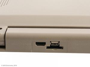 Автомобильный потолочный монитор 17,3 Avis AVS117 (бежевый)