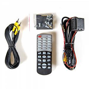 Автомобильный потолочный монитор 22 ERGO ER22H (черный)