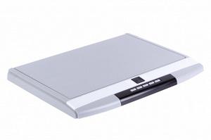 Автомобильный потолочный монитор Full HD 17,3 ERGO ER17AND на ANDROID (серый)