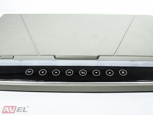Потолочный монитор 17,3 со встроенным Full HD медиаплеером AVIS Electronics AVS1707MPP (серый)
