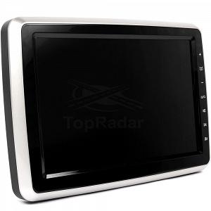 Навесной монитор на погдоловник с диагональю 10 и встроенным DVD плеером ERGO ER10VS