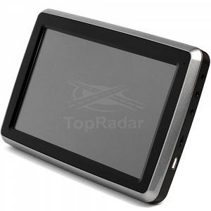 Навесной монитор на подголовник с сенсорным экраном 10 и встроенным DVD плеером Ergo ER10VA