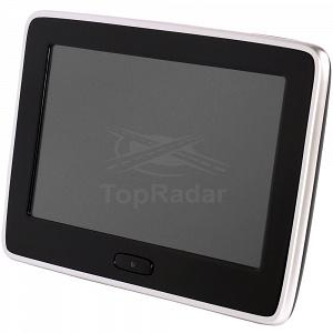 Навесной монитор на подголовник с сенсорным экраном 10.1 Incar CDH-101BL