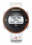 Garmin Forerunner 620 Бело-оранжевые HRM Russia