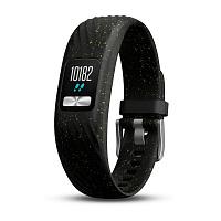 Garmin Vivofit 4 черный с блестками стандартного размера
