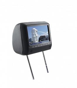 """Подголовник с монитором 9 и встроенным DVD плеером FarCar-Z007 (Biege)"""""""