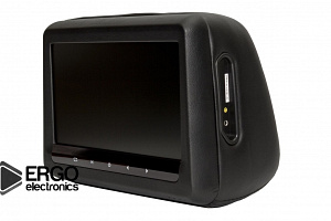Комплект автомобильных DVD подголовников Ergo ER10HD