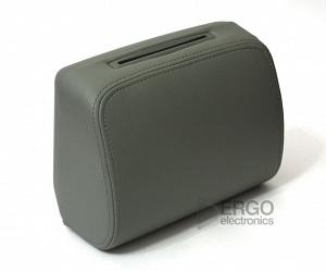"""Подголовник со встроенным DVD плеером и LCD монитором 9 ERGO ER9HD (Серый)"""""""