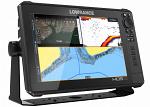 Lowrance HDS-12 LIVE с датчиком Active Imaging 3-in-1 + Карта России