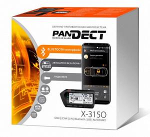 Pandect X-3150 BT