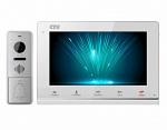 Комплект видеодомофона CTV-DP3700 Белый