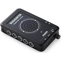 Подавитель микрофонов, подслушивающих устройств и диктофонов BugHunter DAudio bda-2 Voices с 5 УЗ-излучателями и акустическим глушителем